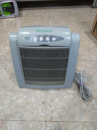 Purificador de aire con ionizador y filtro HEPA