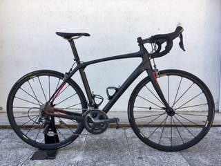 Bicicleta ciclismo Trek Domane SLR
