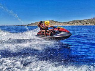 Moto de agua Yamaha fzr náutica