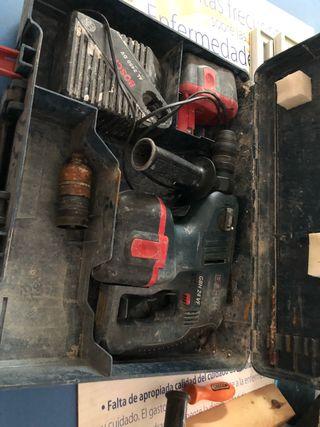 Taladro batería 24 VF. Bosch