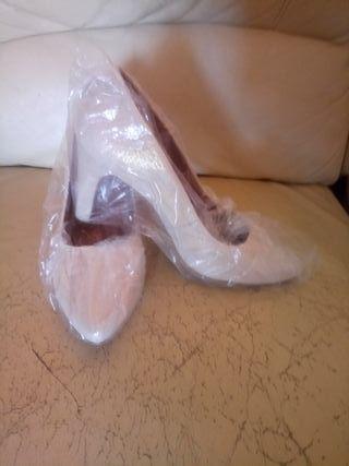zapatos tacon mimao nuevos