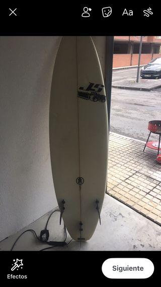Tabla de surf JS blak 1'6