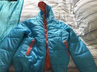 Light padded jacket.
