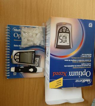 medidor del azúcar diabéticos
