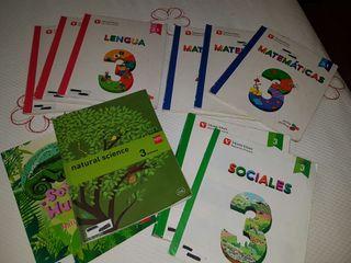 libros 3° de primaria