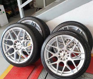 Llantas Japan Racing JR18