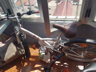 bicicletas 2 ( 1 pequño _1 grande para 10 12 años