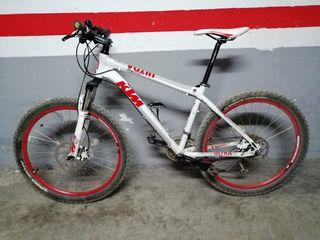 Bicicleta KTM Modelo Ultra Sport