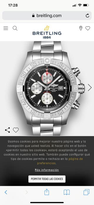 BREITLING impecable