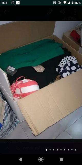 ropa, zapatos, bolsos y complementos