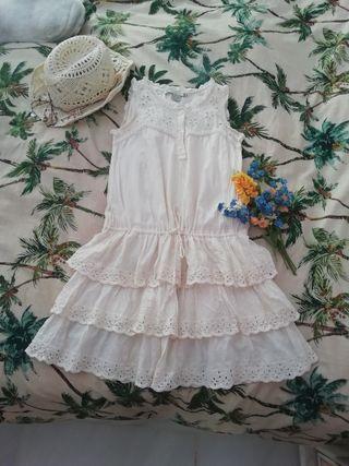 425f702fd Falda pantalón niña de segunda mano en Málaga en WALLAPOP