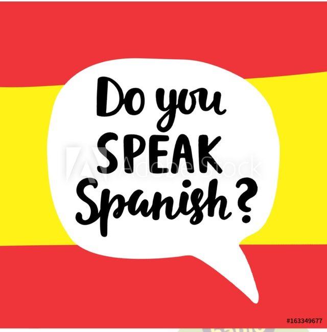 Native Spanish tutor, Spanish lessons online