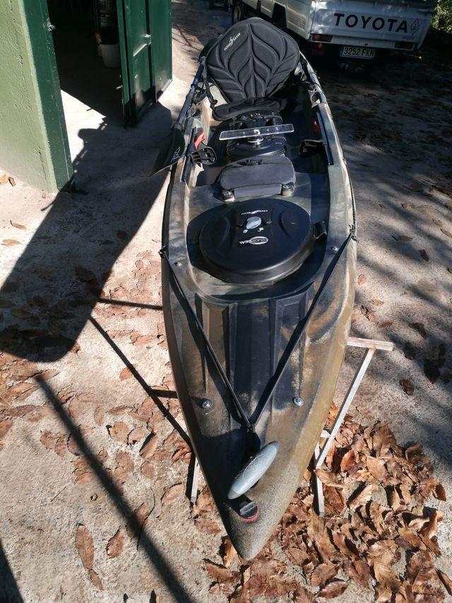 kayak océano kayak Trident 13 edición limitada