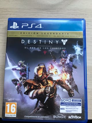 Destiny Edición Legendaria PS4