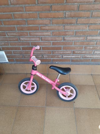 bici chicco sin pedales