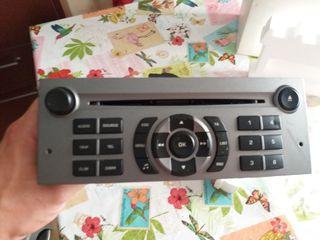 radio Citroen C5 2009