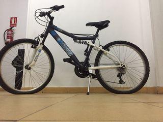 Bicicleta nueva de 12 a 16 años