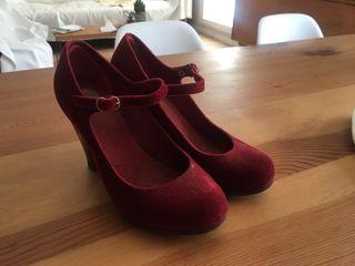 Zapatos Madrid Mano De Flamenco Wallapop Segunda En 6gfyb7