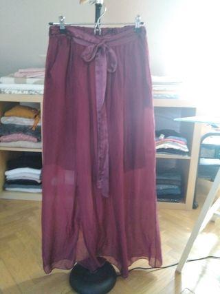 Falda italiana larga