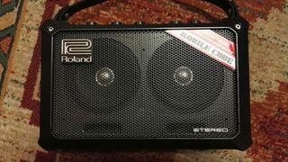 Roland Mobile Cube Amplificador
