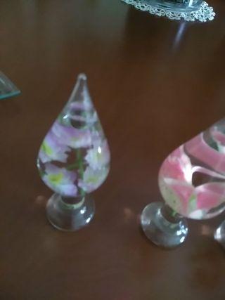 adornos cristal
