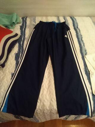 Pantalón largo Adidas de mujer