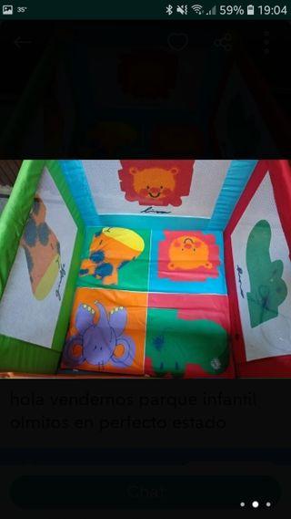 Parque infantil olmitos
