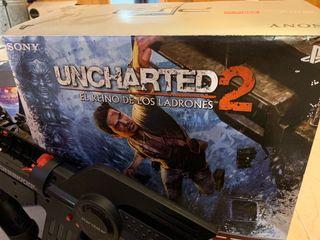 Ps3 edición uncharter 2