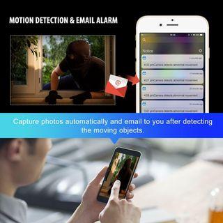 Sricam Cámara Vigilancia 1080P WiFi, Nocturno