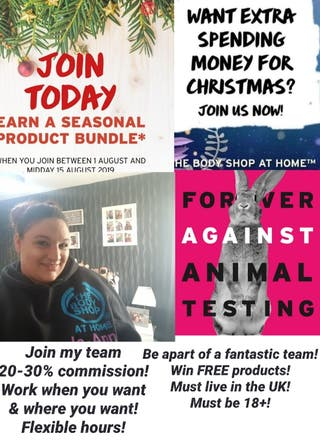 Recruiting- The Bodyshop At Home