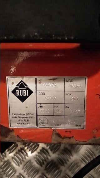 Cortadora de azulejo Rubí ND 180