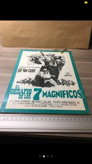 Cartesles pesquines de cine en oferta unos 70
