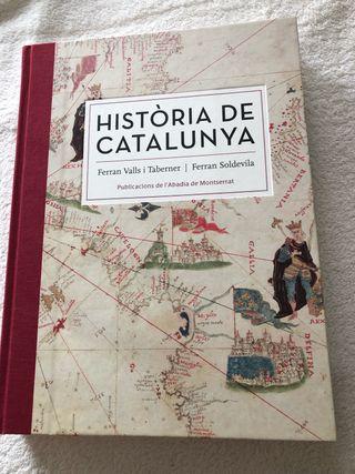 LIBRO HISTORIA DE CATALUNYA-NUEVO-