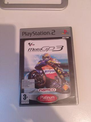 MotoGP 03 ps2