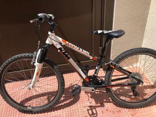 Bicicleta infantil Ktm Wild Cross