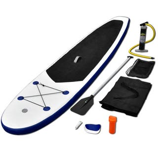 vidaXL Set de paddel surf tabla SUP 90633