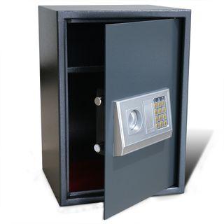 vidaXL Caja fuerte electrónica digital 141445