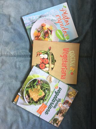 Libros cocina vegetariana