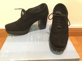 Zapato Mimao piel serraje 37