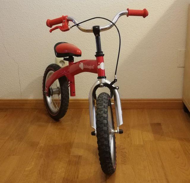 Bicicleta Evolutiva 14'. Imaginarium