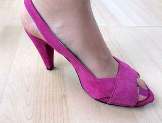 Escarpins talon   Zapatos de tacón    Pointure 38