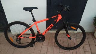 bici niño sin apenas uso