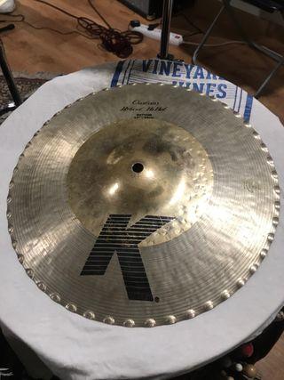 Zildjian K Custom Hybrid Hi Hat