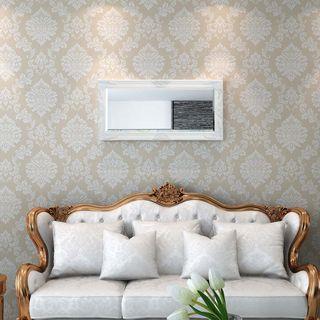 vidaXL Espejo de pared estilo barroco 243679