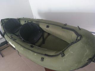 canoa hinchable Sevilor