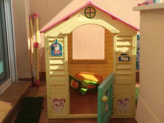 casa de juguete de Peppa Pig