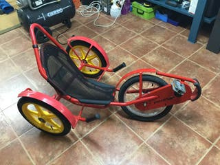 Bicicleta de tres ruedas Winther. Original