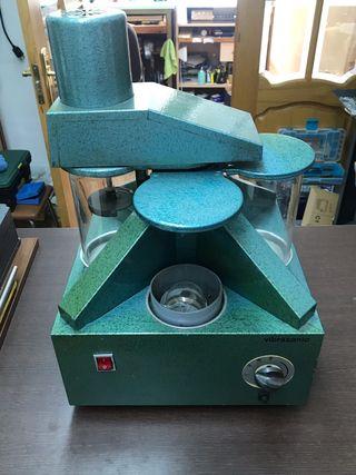 Lavadora relojes semi-automática vibrasonic