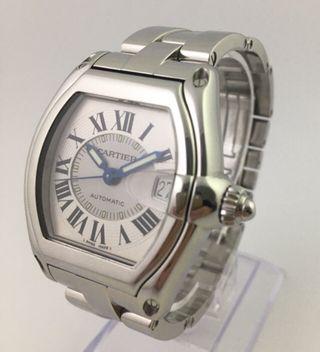 Reloj Cartier Roadster caballero
