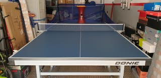 Mesa de Ping Pong profesional Donic